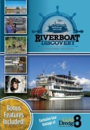 Dvd Riverboat Discovery & Gold Dredge 8 Tours