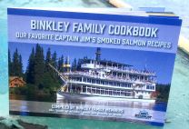 Captain Jims Favorite Salmon Recipes Cookbook