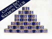 Salmon Club Case Subscription