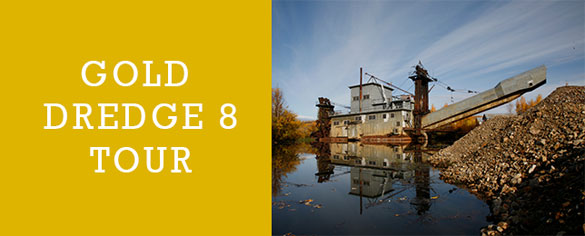 Gold Dredge 8 Tour